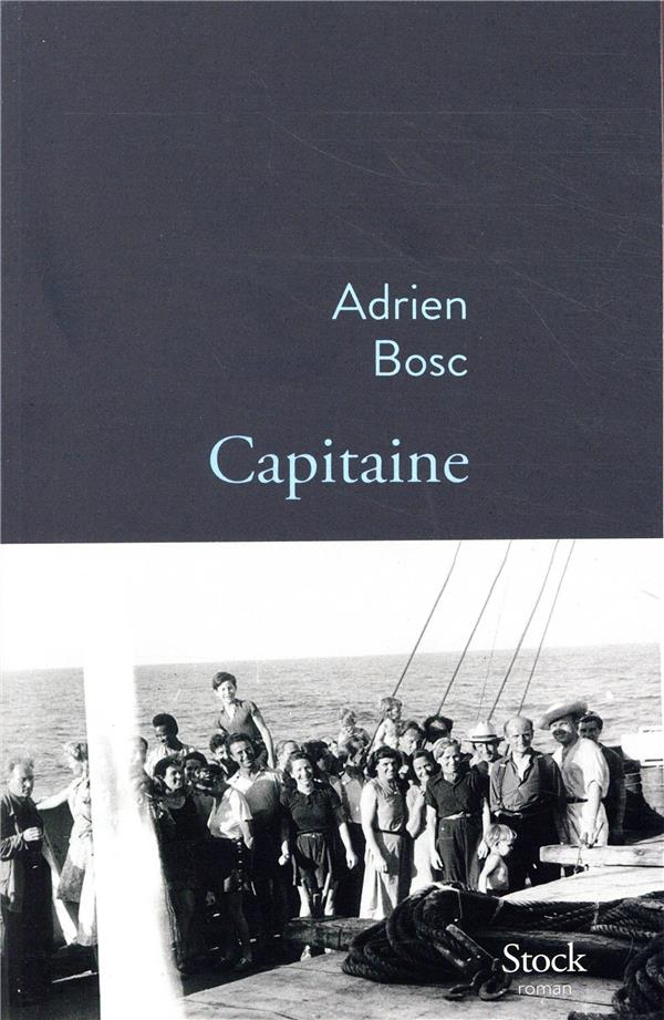 CAPITAINE BOSC ADRIEN STOCK